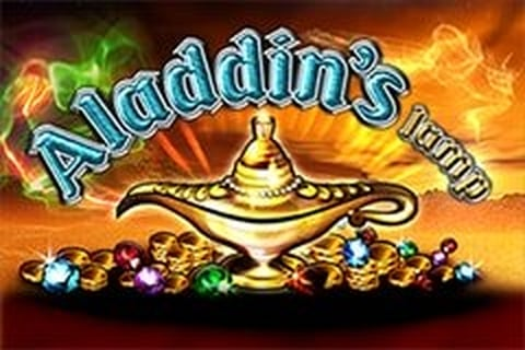 The Aladdin's Lamp Online Slot Demo Game by Tom Horn Gaming