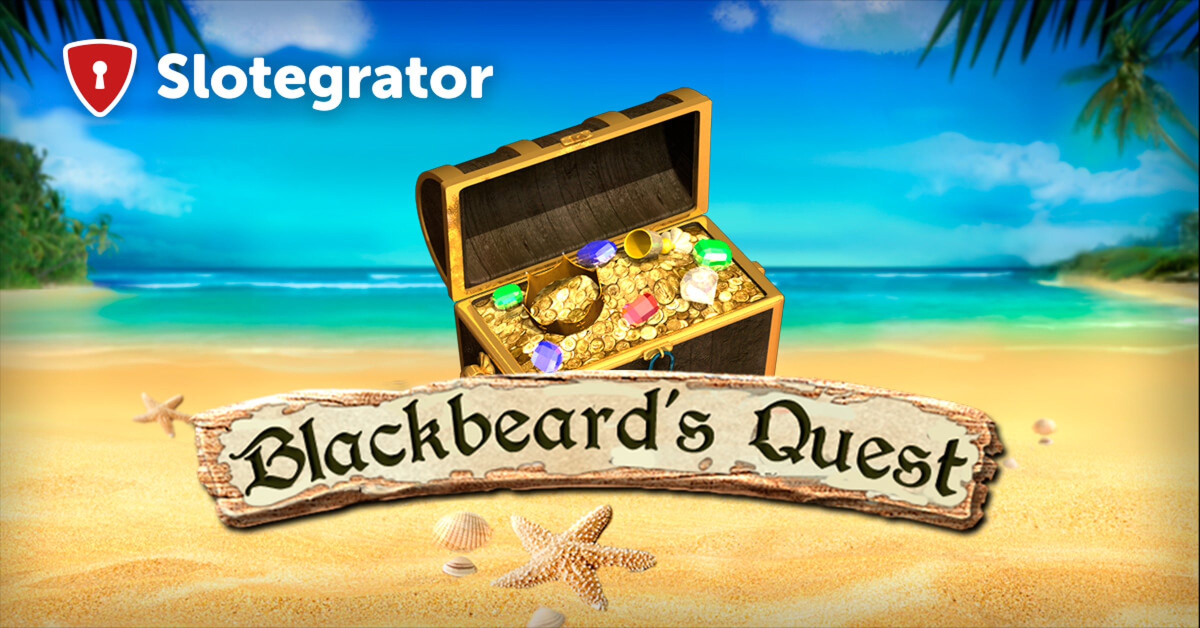The Blackbeard's Quest Mini Online Slot Demo Game by Tom Horn Gaming
