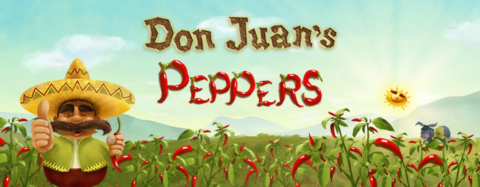 The Don Juan's Peppers Online Slot Demo Game by Tom Horn Gaming