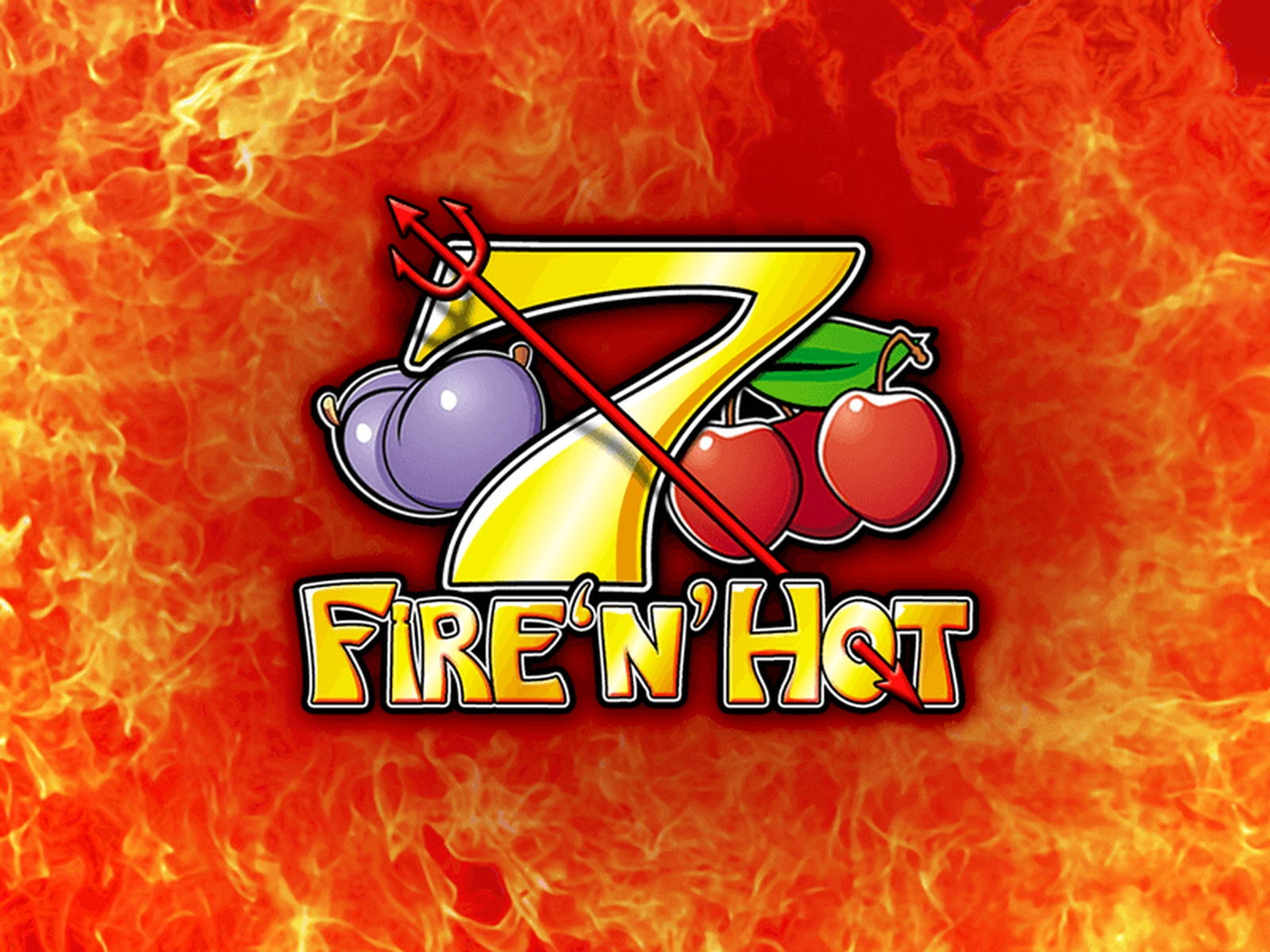 The Fire'n'Hot Online Slot Demo Game by Tom Horn Gaming