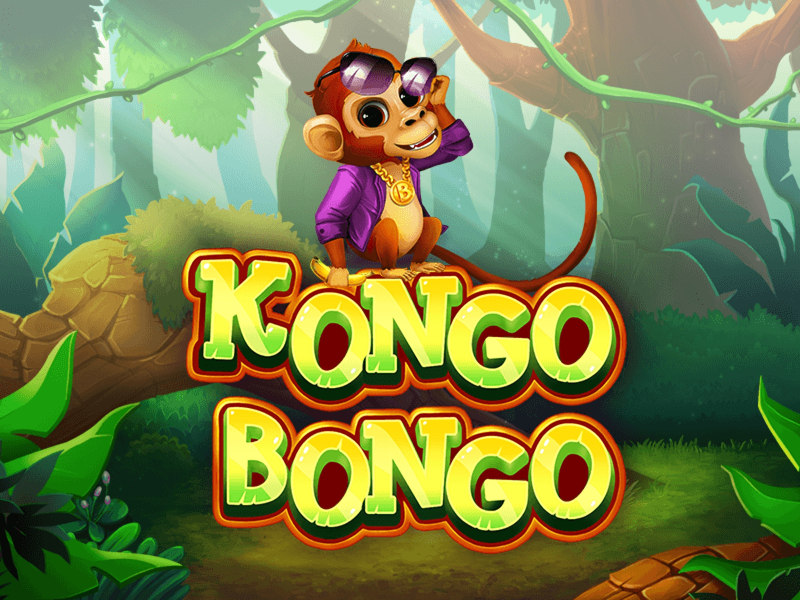 The Kongo Bongo Online Slot Demo Game by Tom Horn Gaming