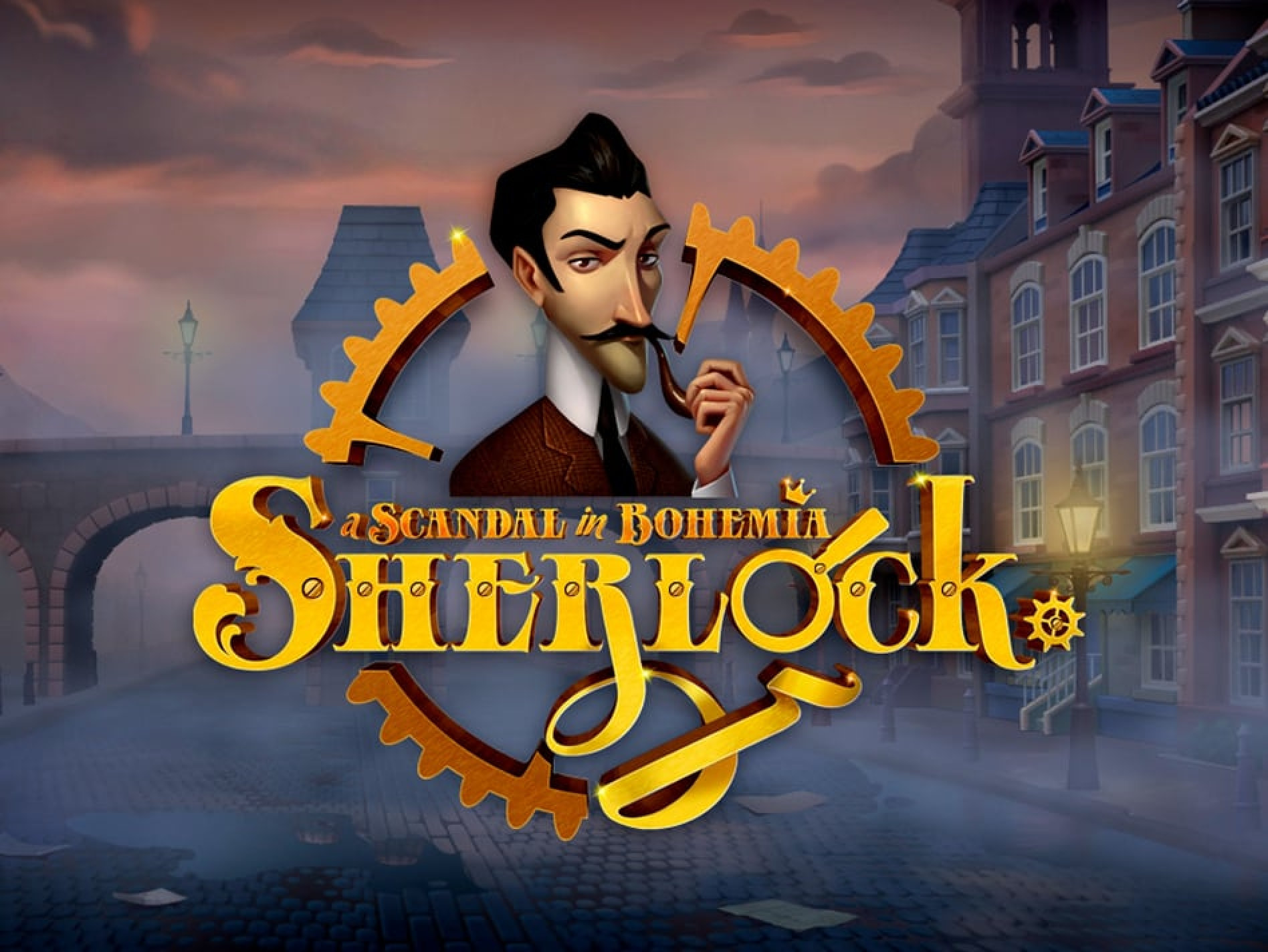 The Sherlock a Scandal in Bohemia Online Slot Demo Game by Tom Horn Gaming