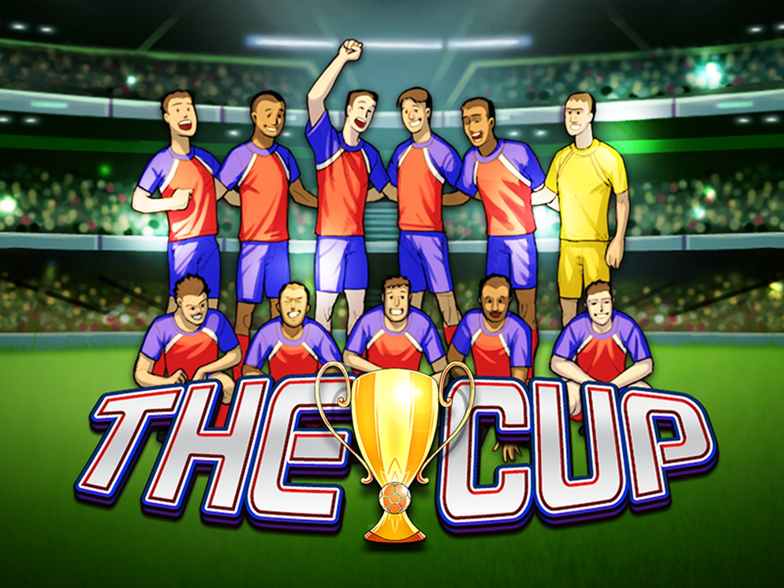 The The Cup Online Slot Demo Game by Tom Horn Gaming