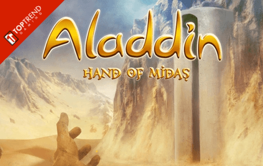 The Aladdin Hand Of Midas Online Slot Demo Game by Top Trend Gaming