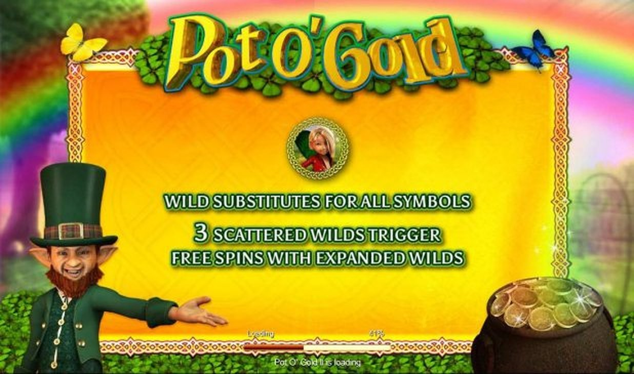 The Pot O'Gold II Online Slot Demo Game by Top Trend Gaming