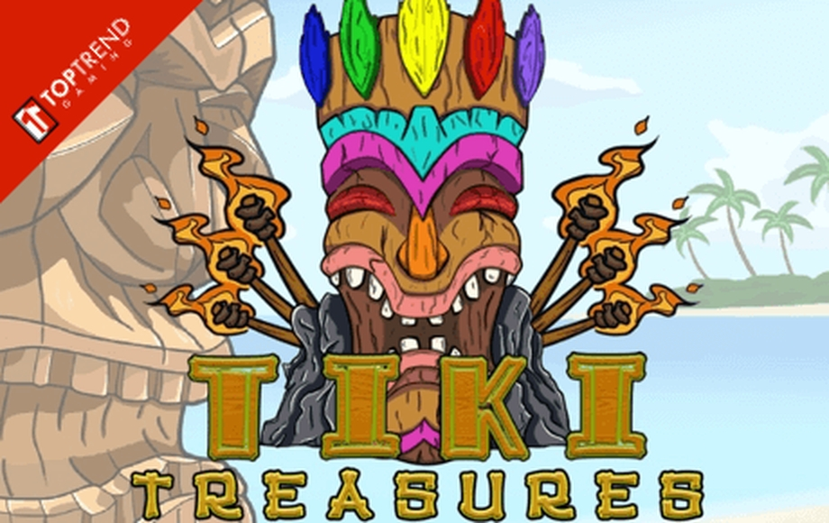 The Tiki Treasures (TTG) Online Slot Demo Game by Top Trend Gaming