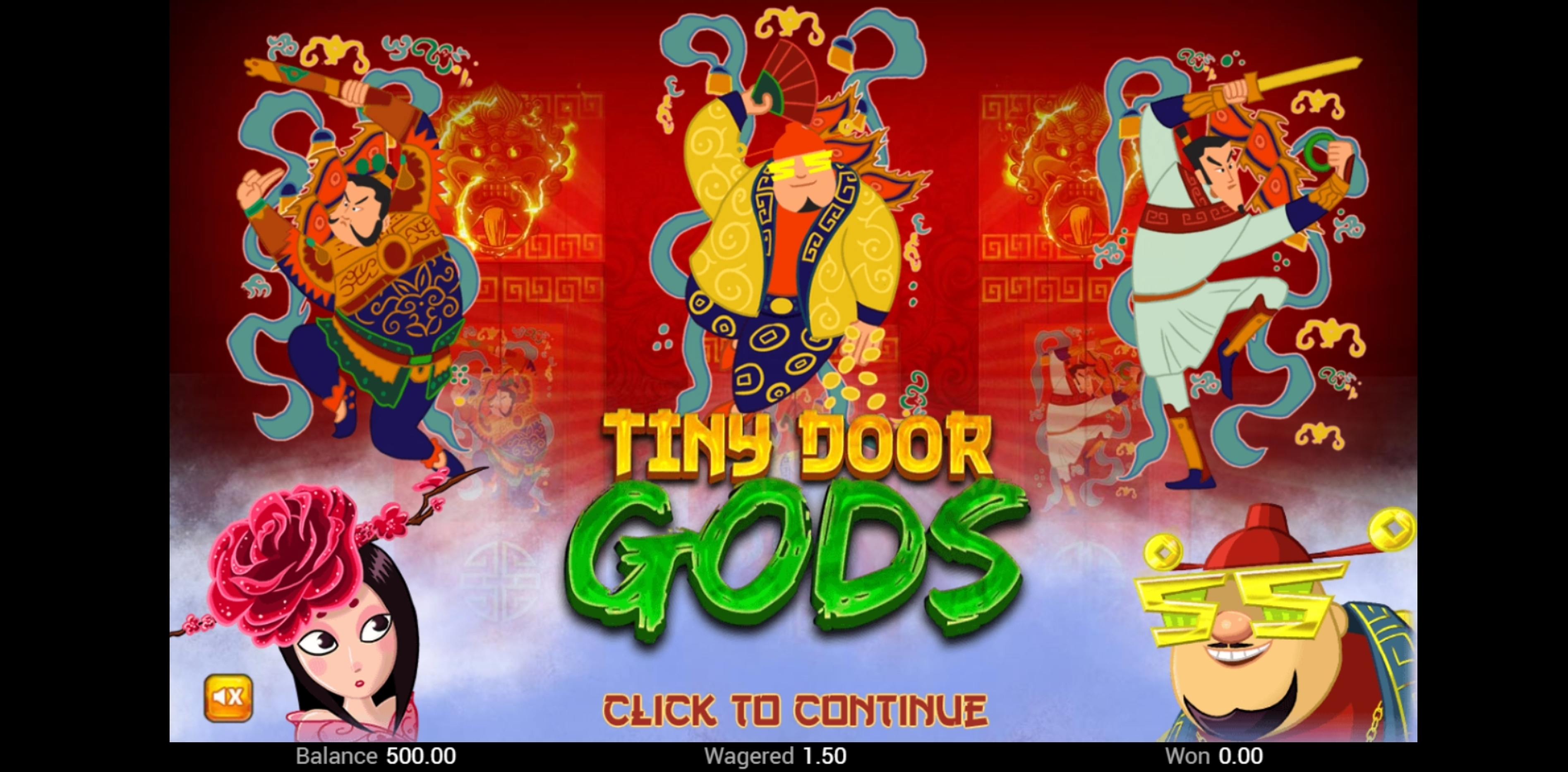 Play Tiny Door Gods Free Casino Slot Game by Top Trend Gaming
