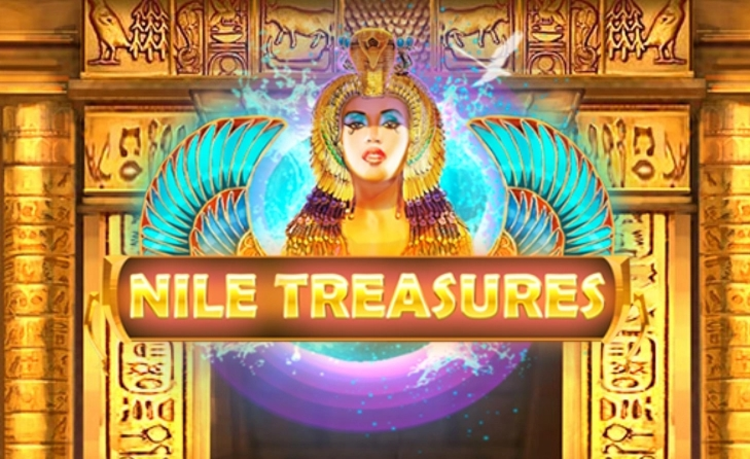 Nile Treasures Online Slot Demo Game by Triple Cherry