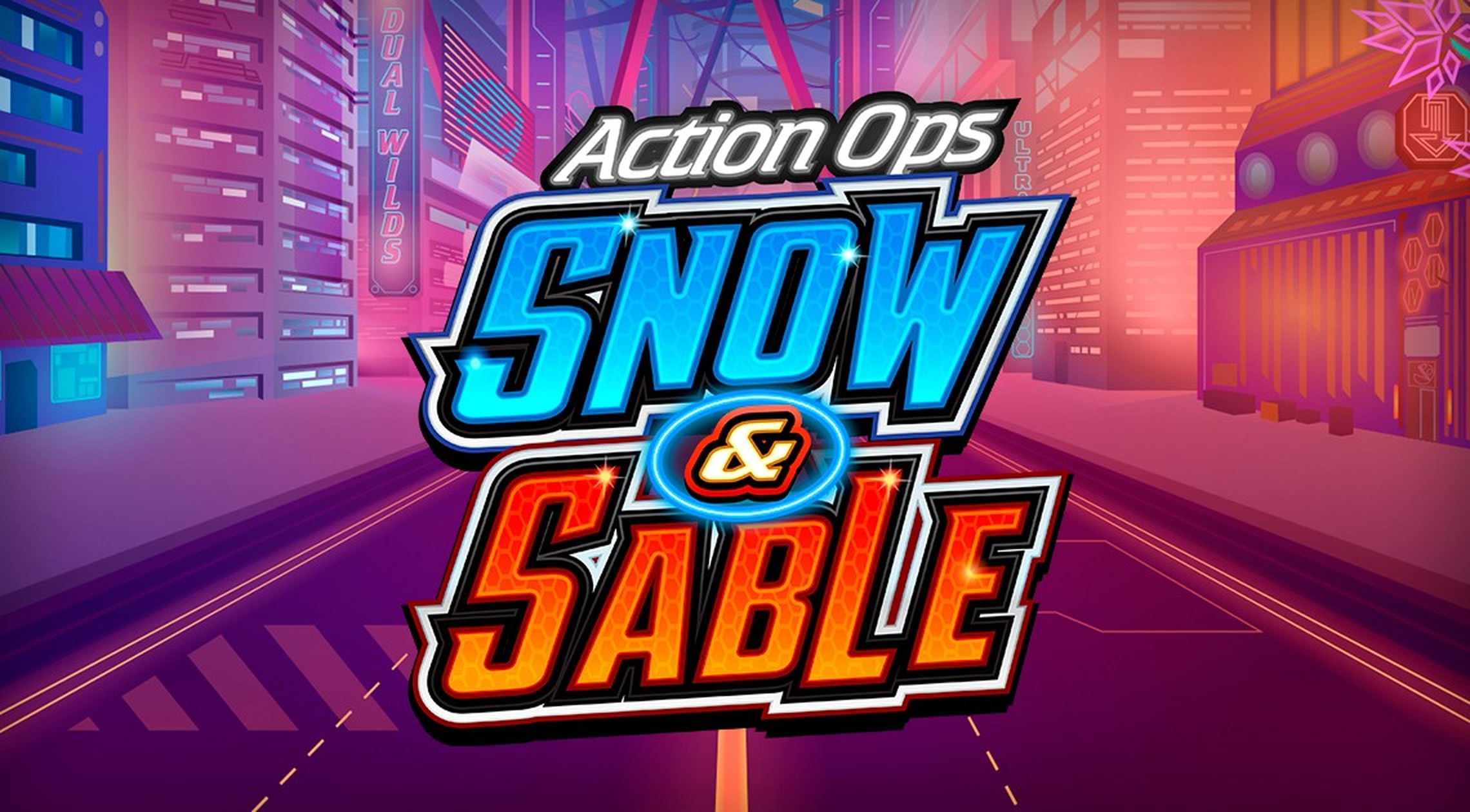 Action Ops: Snow & Sable Online Slot Demo Game by Triple Edge Studios