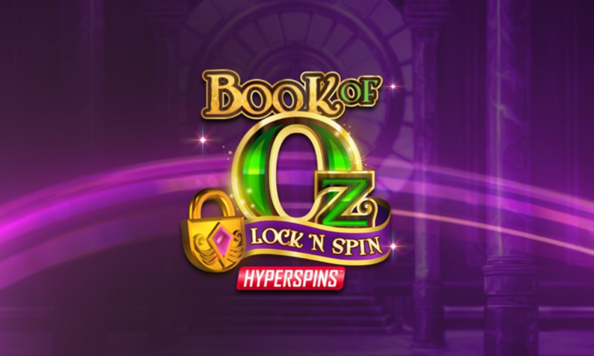 Book of Oz Lock 'N Spin Online Slot Demo Game by Triple Edge Studios