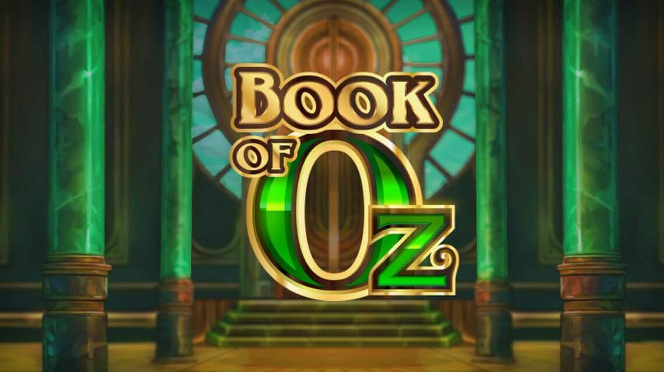 Book of Oz Online Slot Demo Game by Triple Edge Studios