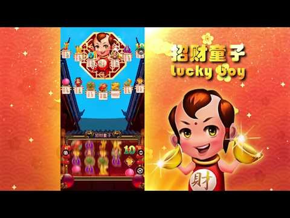 The Lucky Boy Online Slot Demo Game by Triple PG