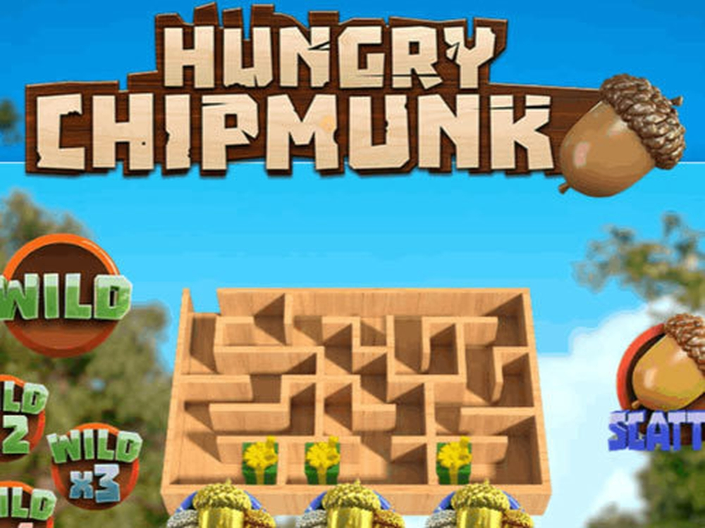 Hungry Chipmunk Online Slot Demo Game by Tuko Productions