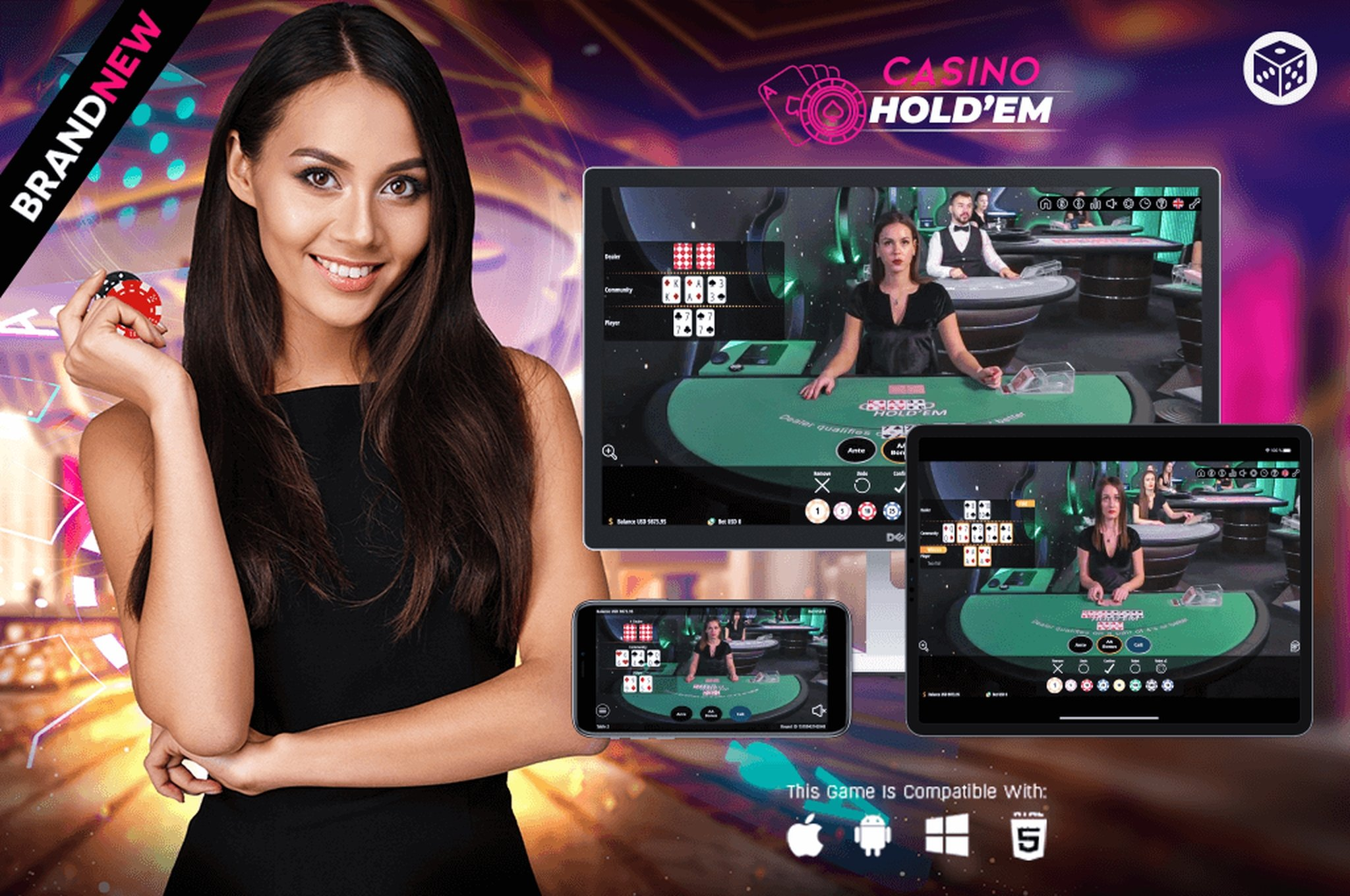The Roulette Live Casino (Vivogaming) Online Slot Demo Game by Vivo Gaming