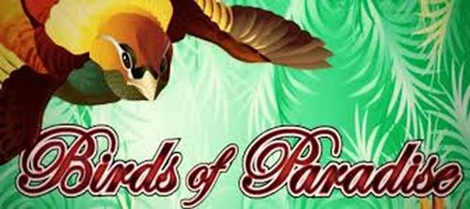 The Birds Of Paradise (Wager Gaming) Online Slot Demo Game by Wager Gaming