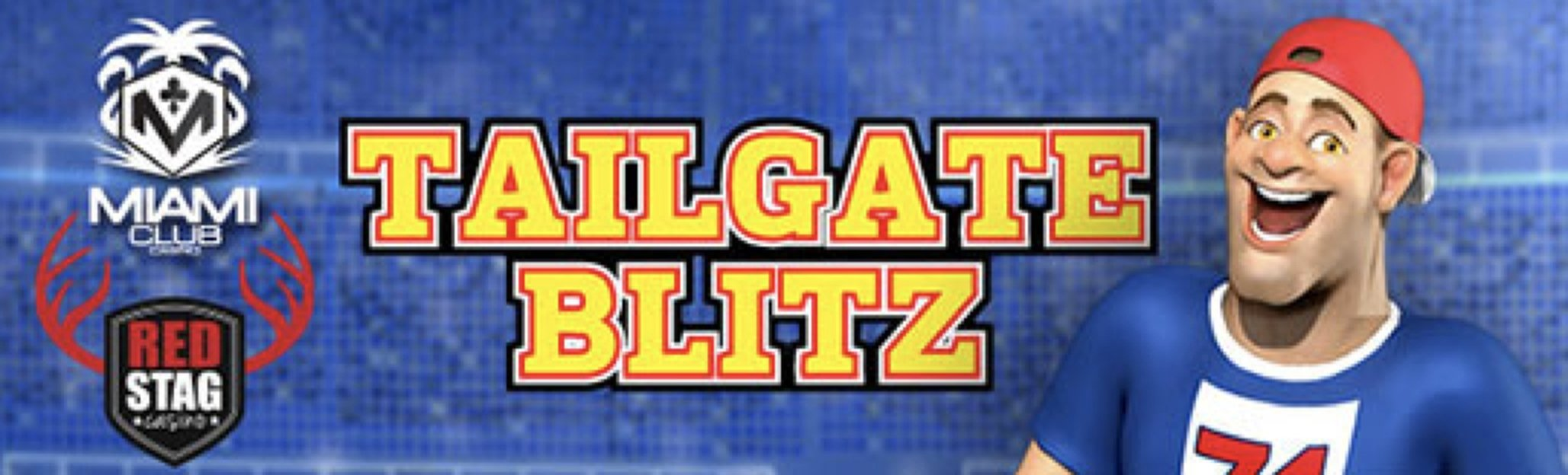 Tailgate Blitz Online Slot Demo Game by Wager Gaming