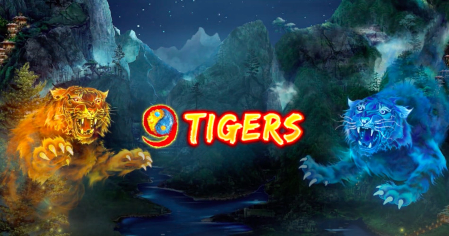 9 Tigers Online Slot Demo Game by Wazdan