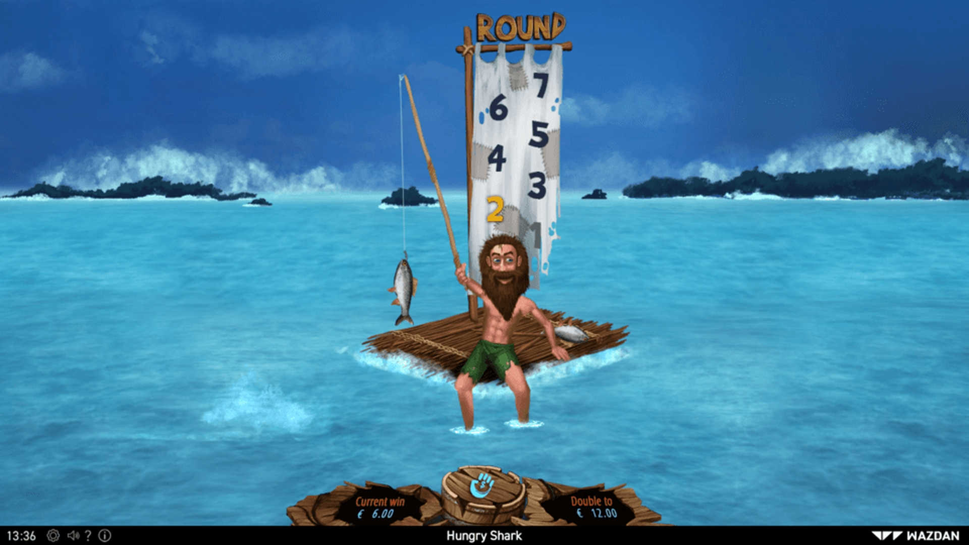 Hungry Shark Online Slot Demo Game by Wazdan