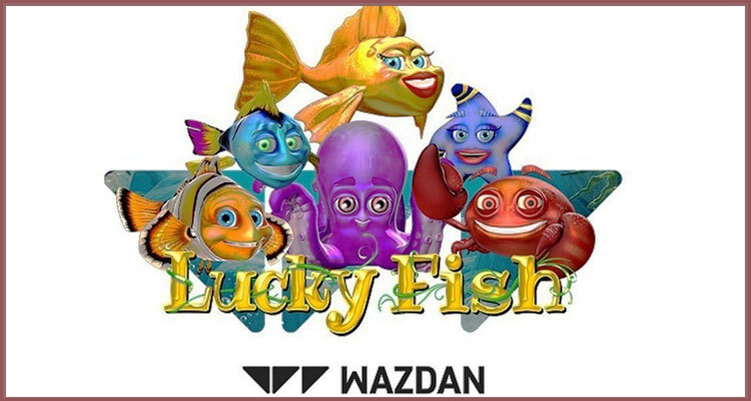 Lucky Fish Online Slot Demo Game by Wazdan
