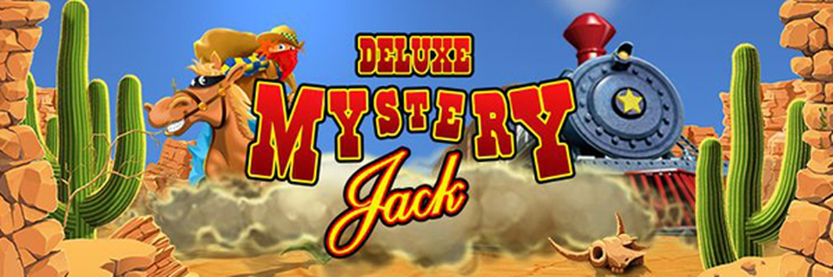 Mystery Jack Deluxe Online Slot Demo Game by Wazdan