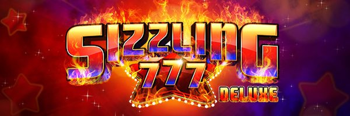 Sizzling 777 Deluxe Online Slot Demo Game by Wazdan
