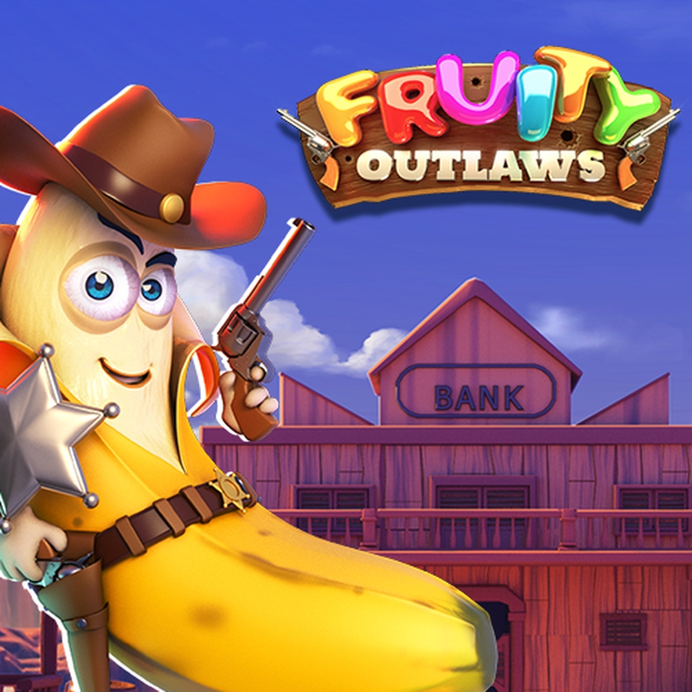 The Fruity Outlaws Online Slot Demo Game by We Are Casino
