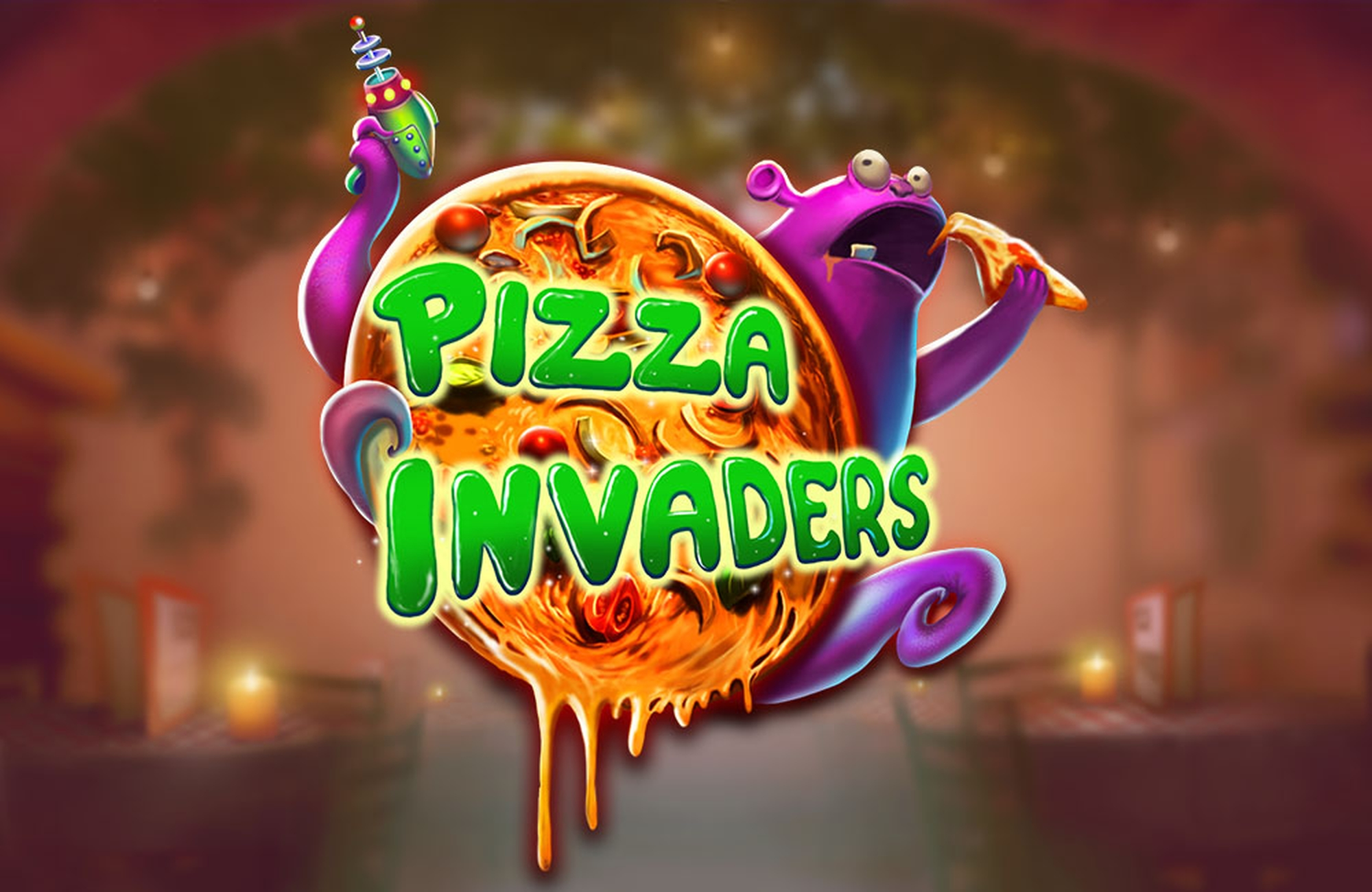 Pizza Invaders Online Slot Demo Game by We Are Casino
