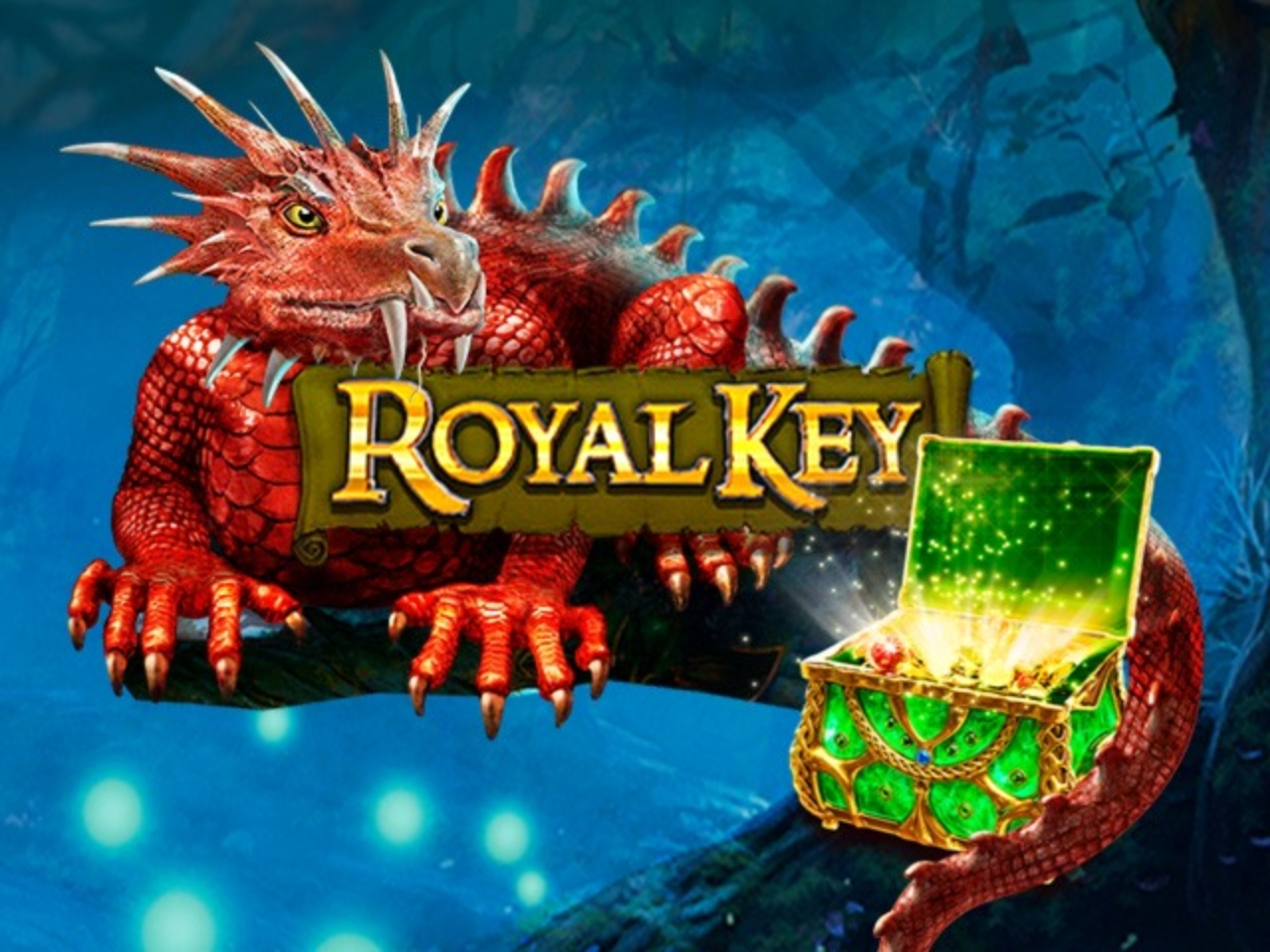 Royal Key Online Slot Demo Game by World Match