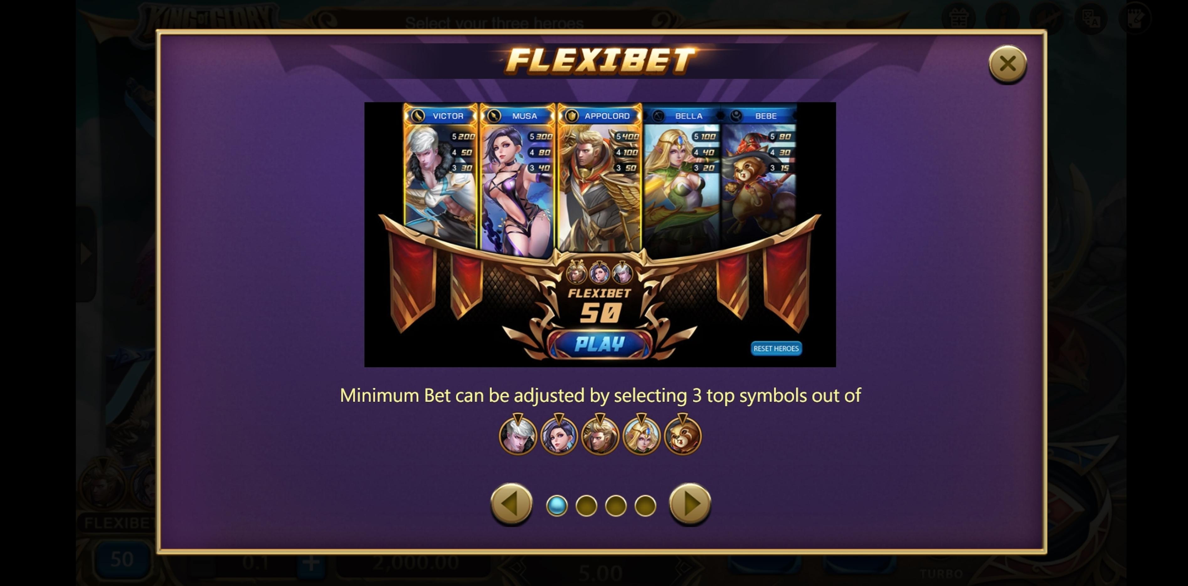 Caesars 100 free spins