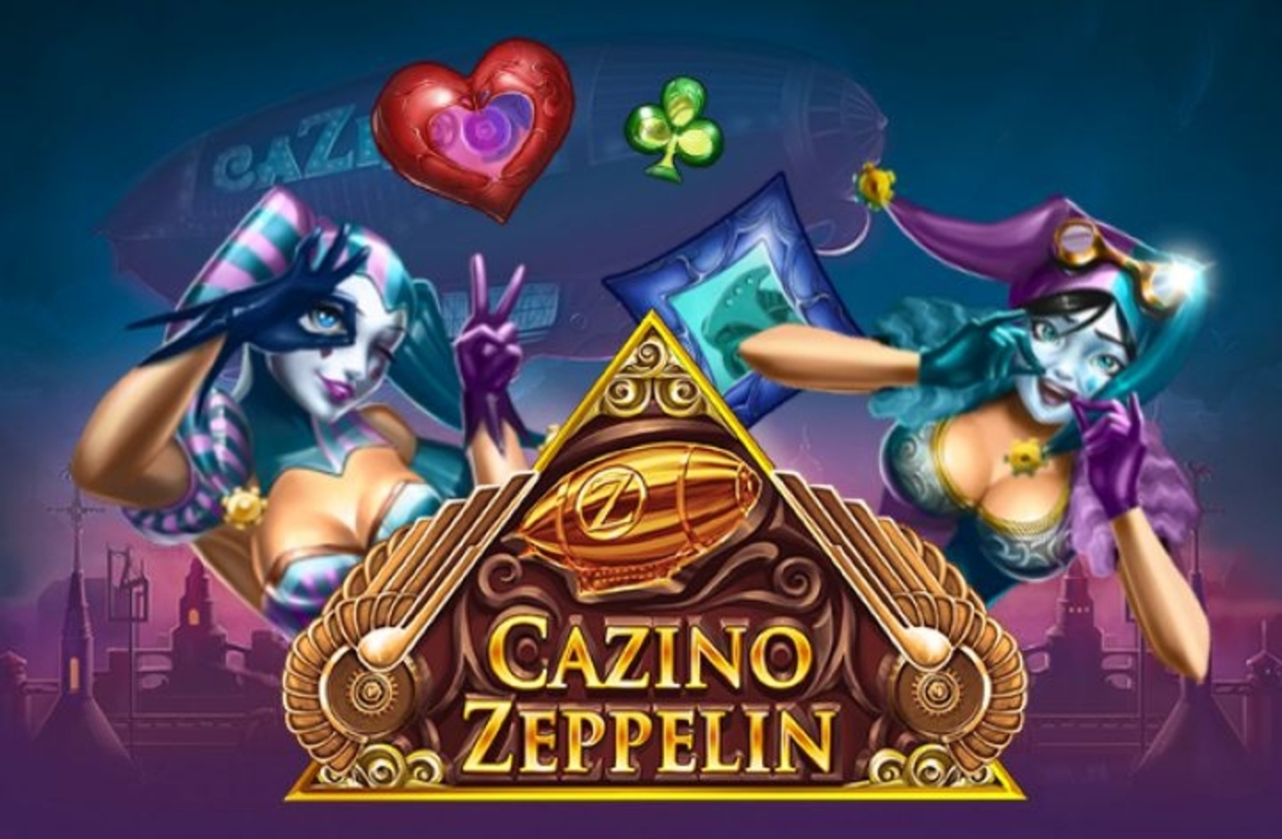Cazino Zeppelin Online Slot Demo Game by Yggdrasil Gaming