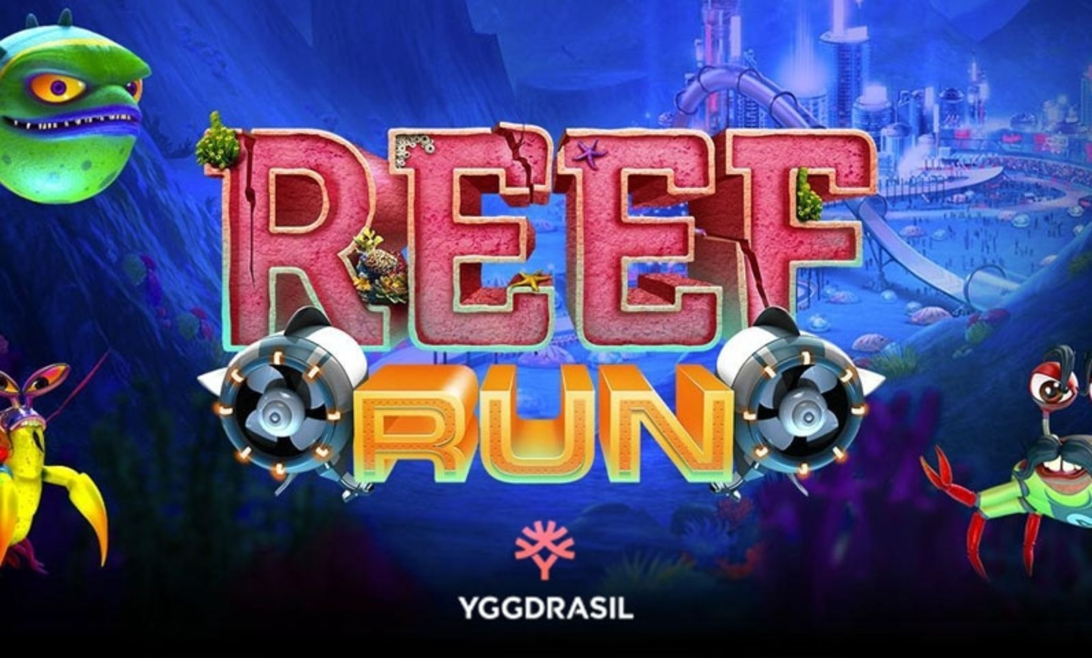 Reef Run Online Slot Demo Game by Yggdrasil Gaming