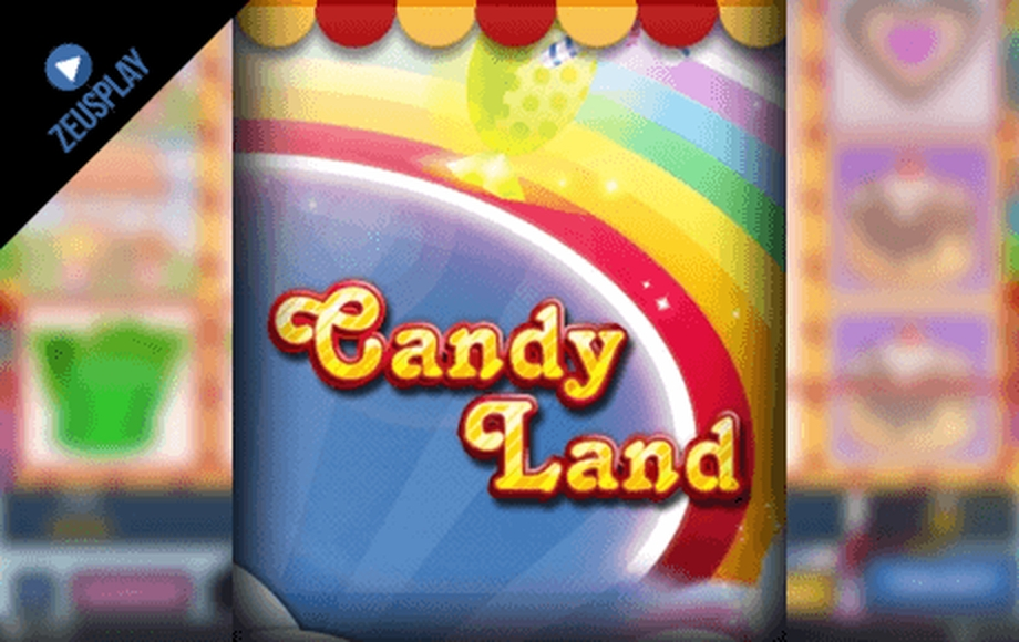 Candy Land Online Slot Demo Game by ZEUS PLAY