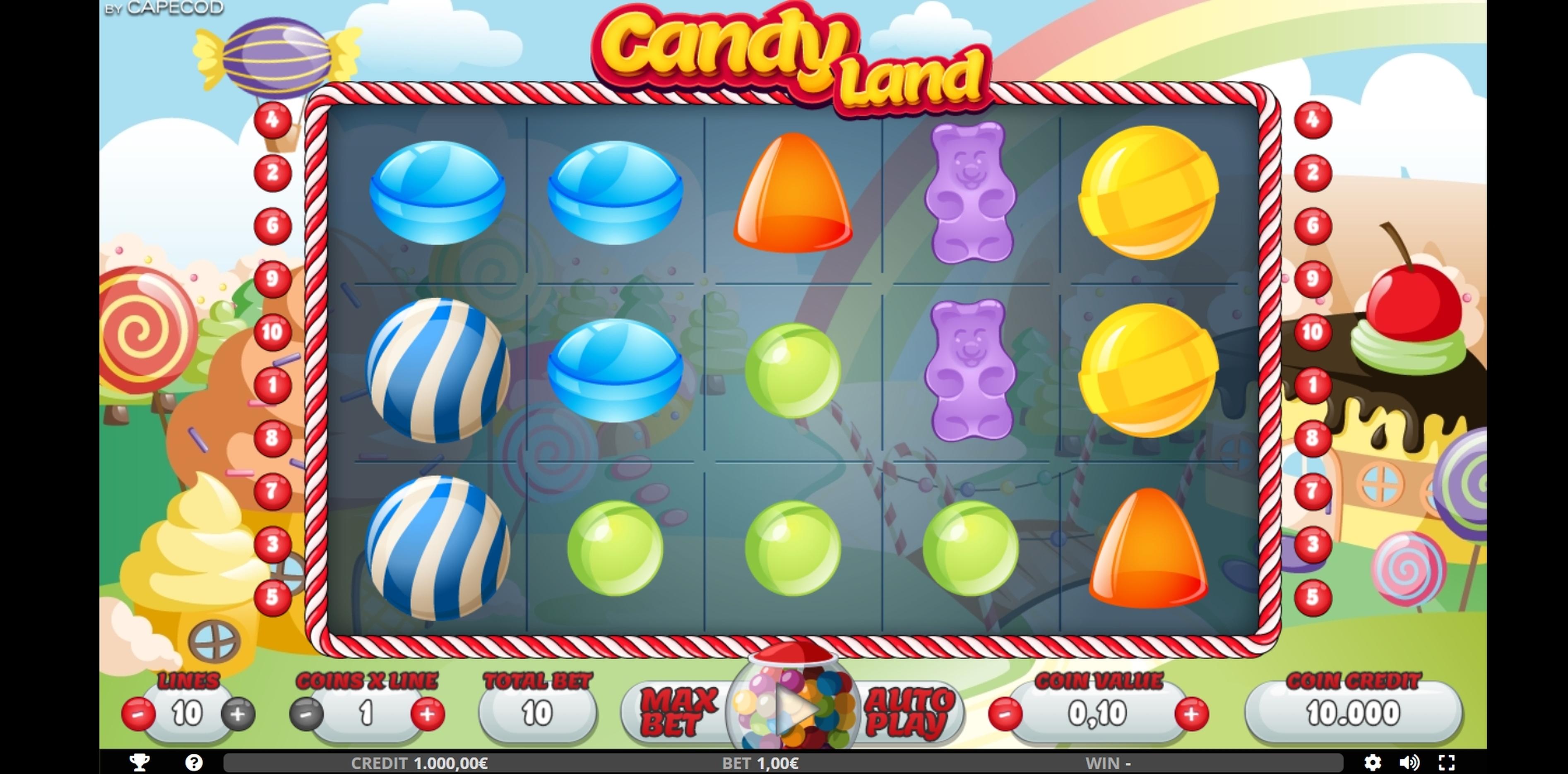 Free Candy Land Slot Machine Online