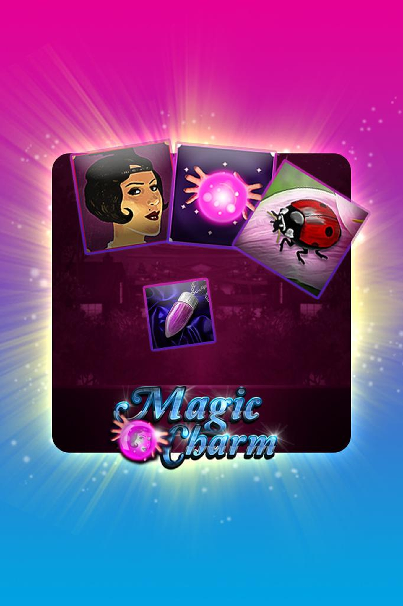 Magic Charm Online Slot Demo Game by ZEUS PLAY