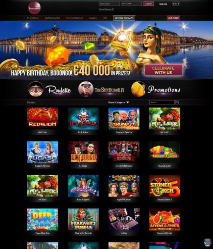 Bordeaux-casino.net Screenshot