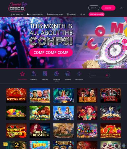 Casino Disco Casinodisco Com Casino Review Scam Report By