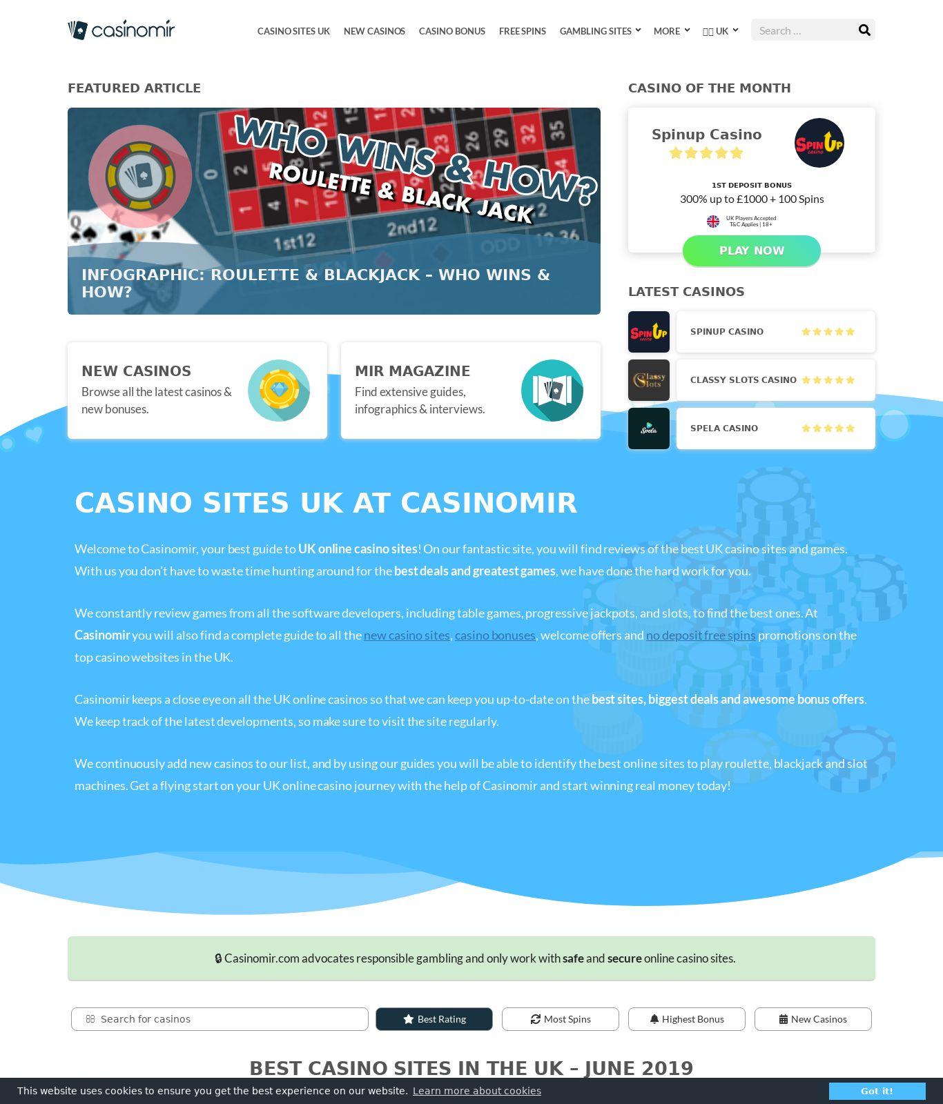 Casino Mir Casinomir Com Casino Review Scam Report By August