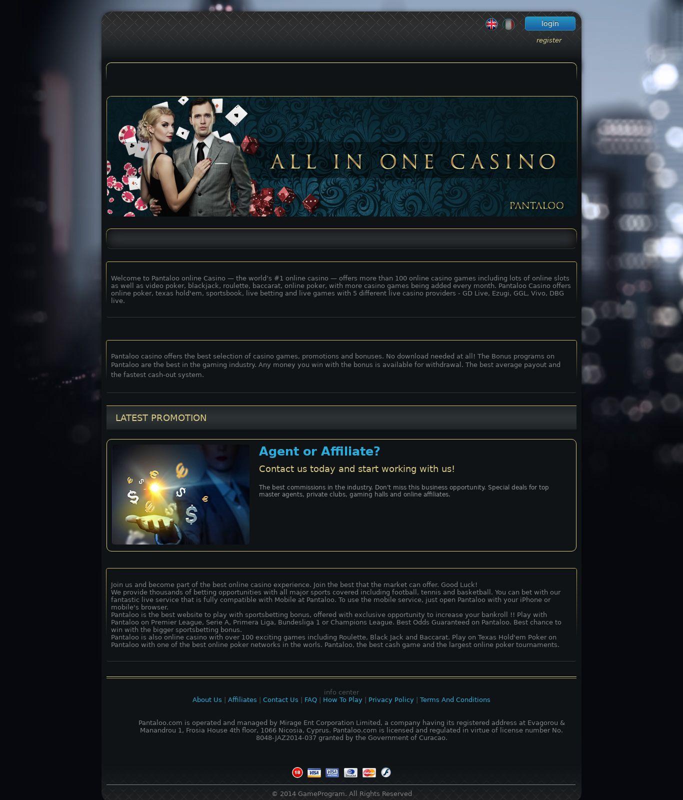 Программы для онлайн казино 2020 ограбления казино 2012