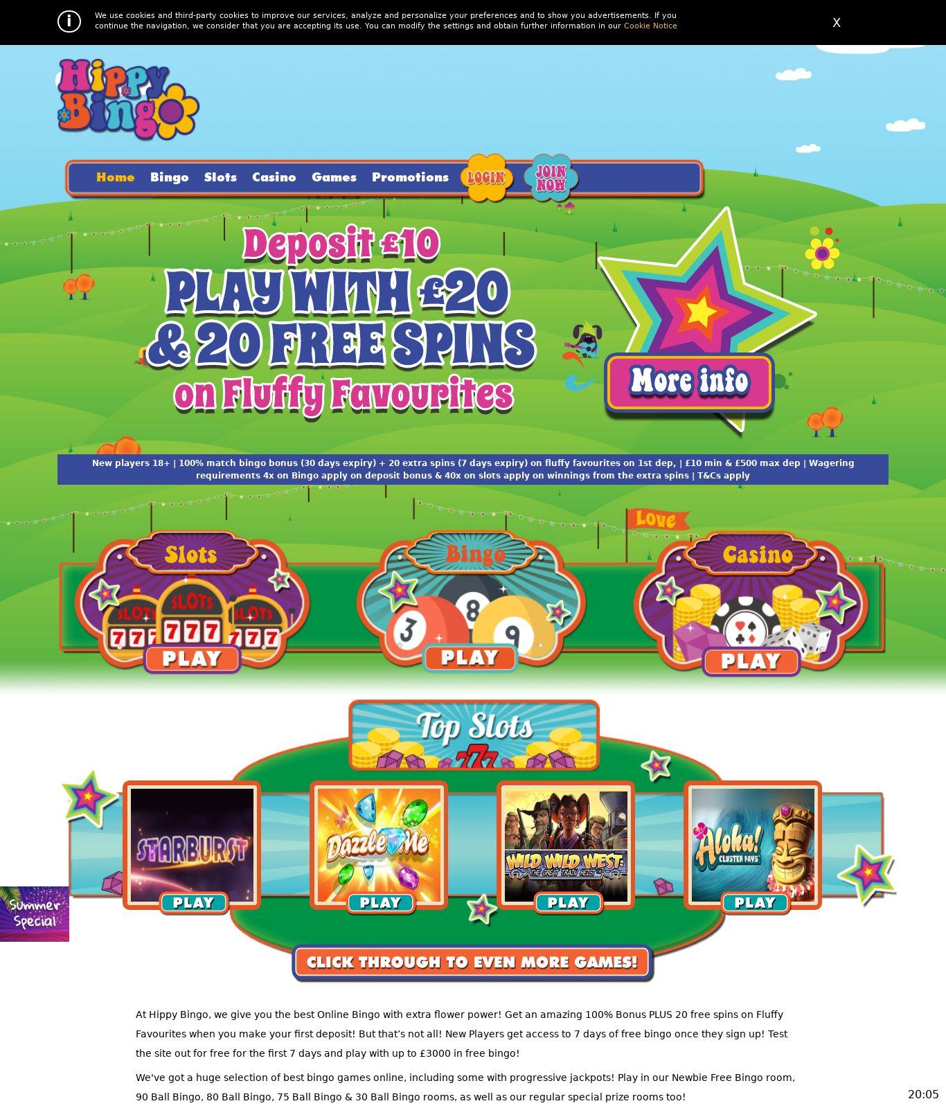 Hippy Bingo Casino Review Scam Report Hippybingo Com Jun 4 2020