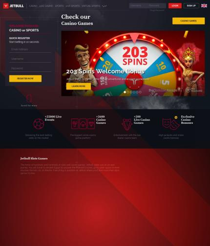 Jetbull casino review 150 freespace 2 pc game torrent download