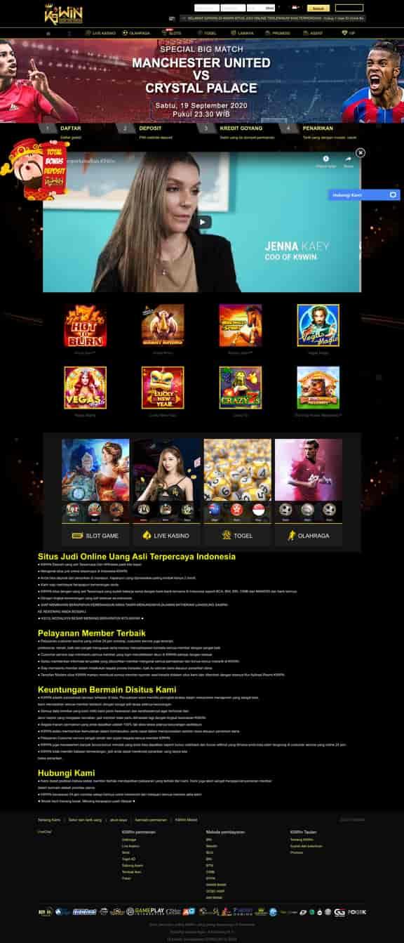 K9win Online Casino Indonesia Review 2021 ᐈ K9win Slot Games K9slot Com Mobile App