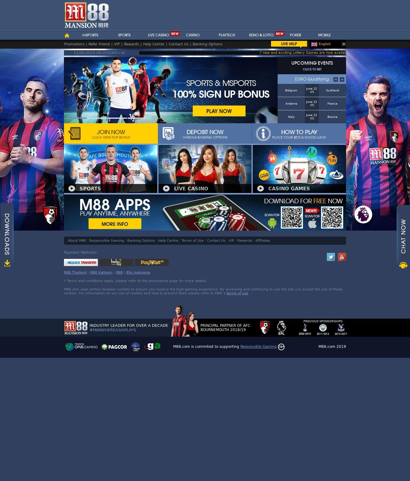 M88 Casino Review 2021 ᐈ M88 Slot Games M88sb Com Mobile App