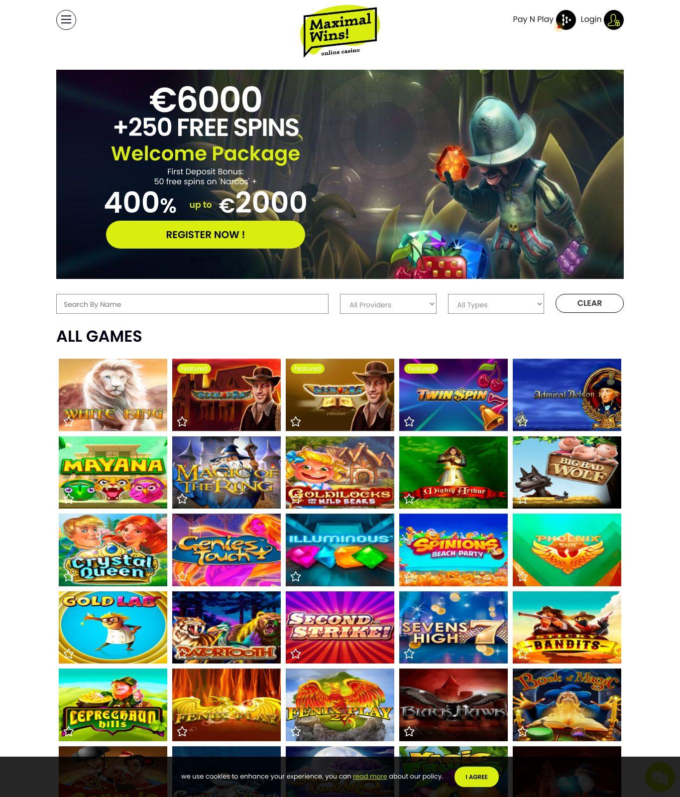 Maximal Wins Online Casino Review 2021 Áˆ Maximal Wins Slot Games Maximalwins Com Mobile App