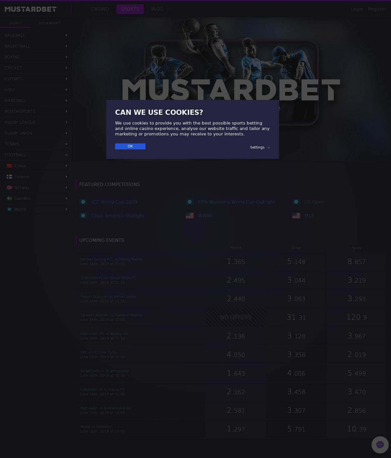 MUSTARDBET COM   Mustard Bet Casino Scam or not? - Review