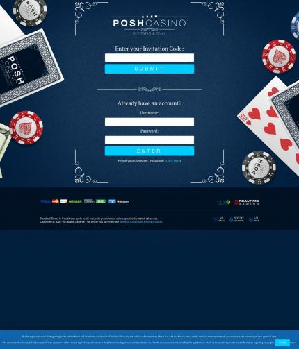 Posh Casino Mobile