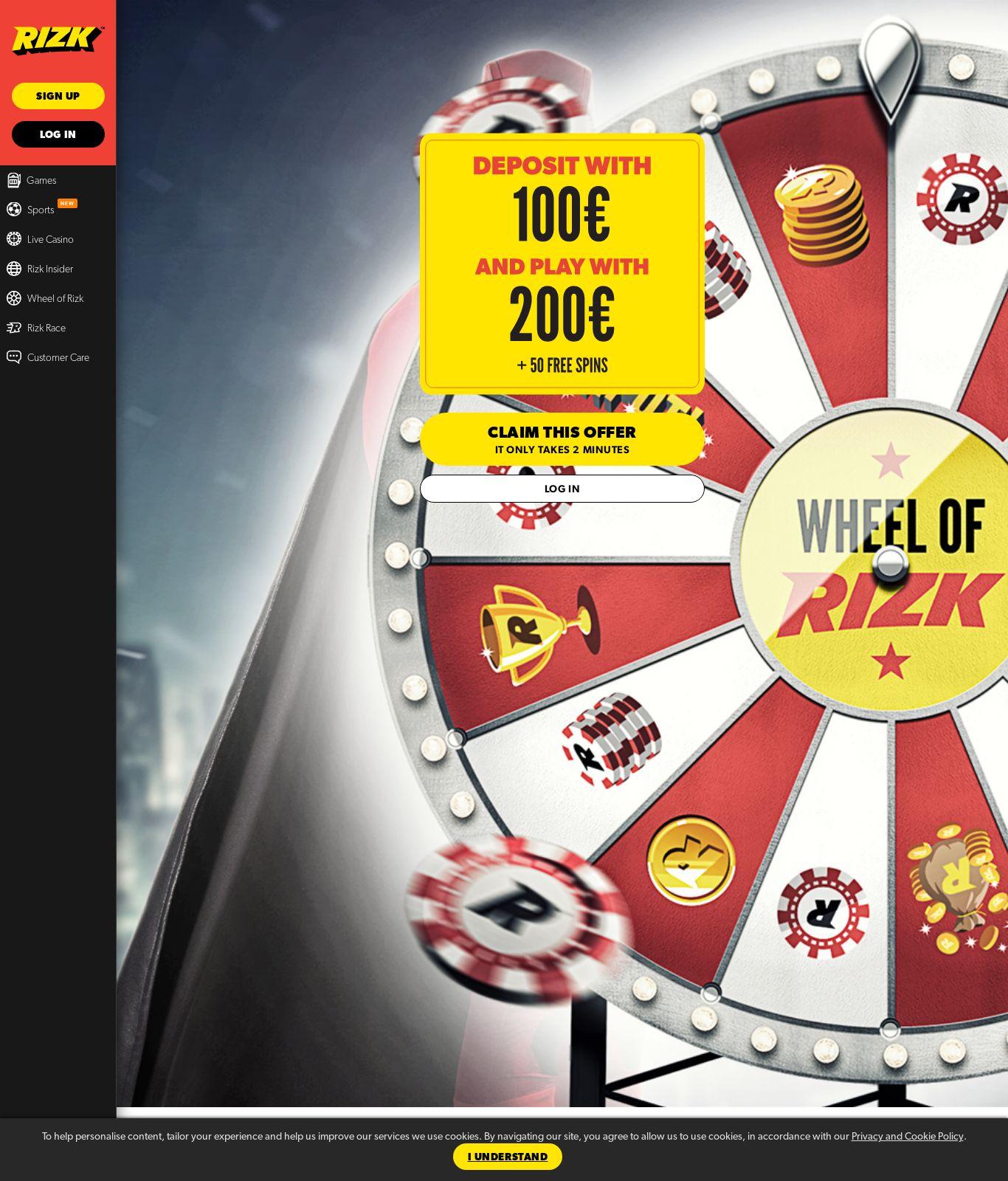 Rizk Casino Review Scam Report Rizk Com Jun 6 2020