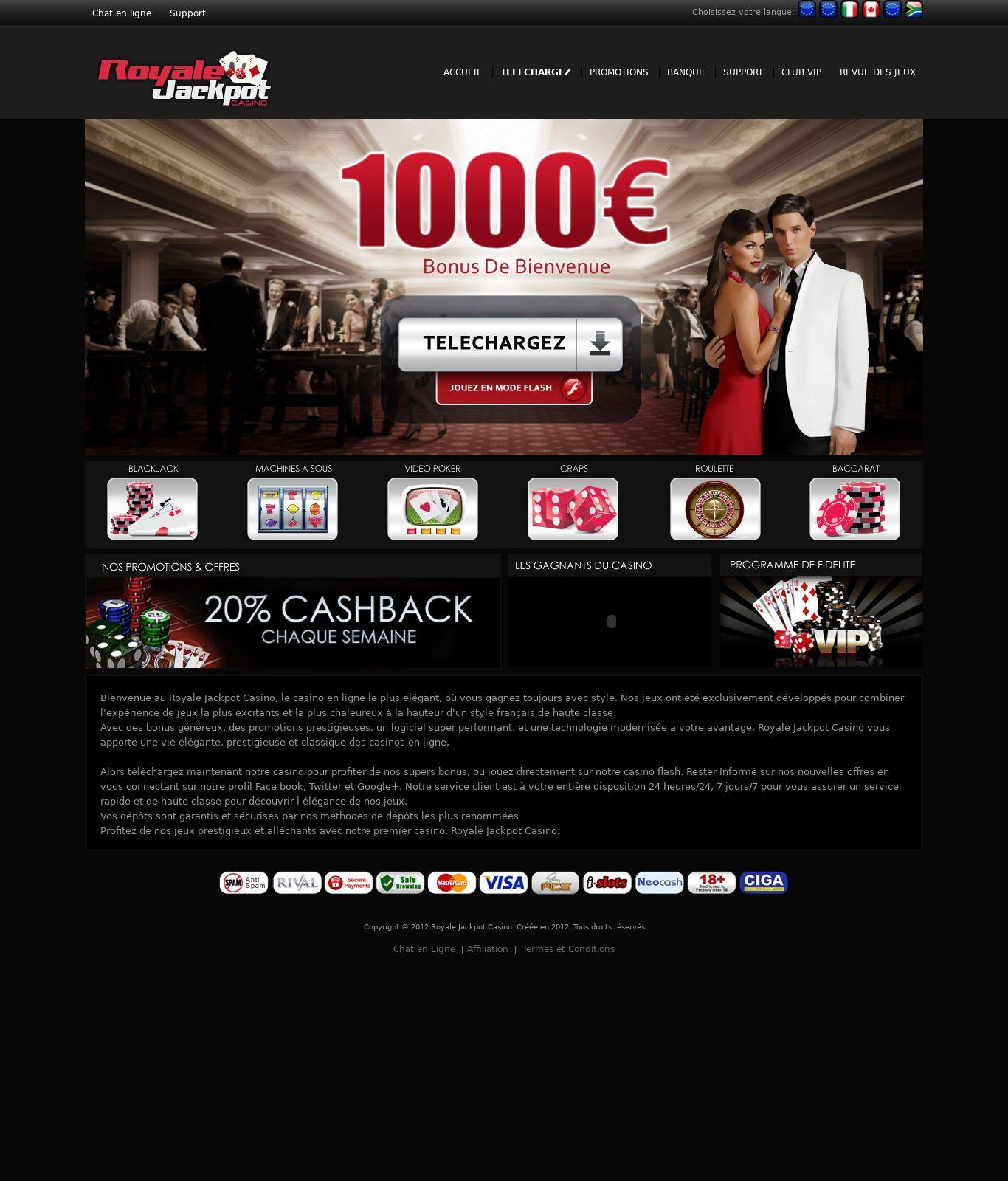 Casino 10 euros sin deposito