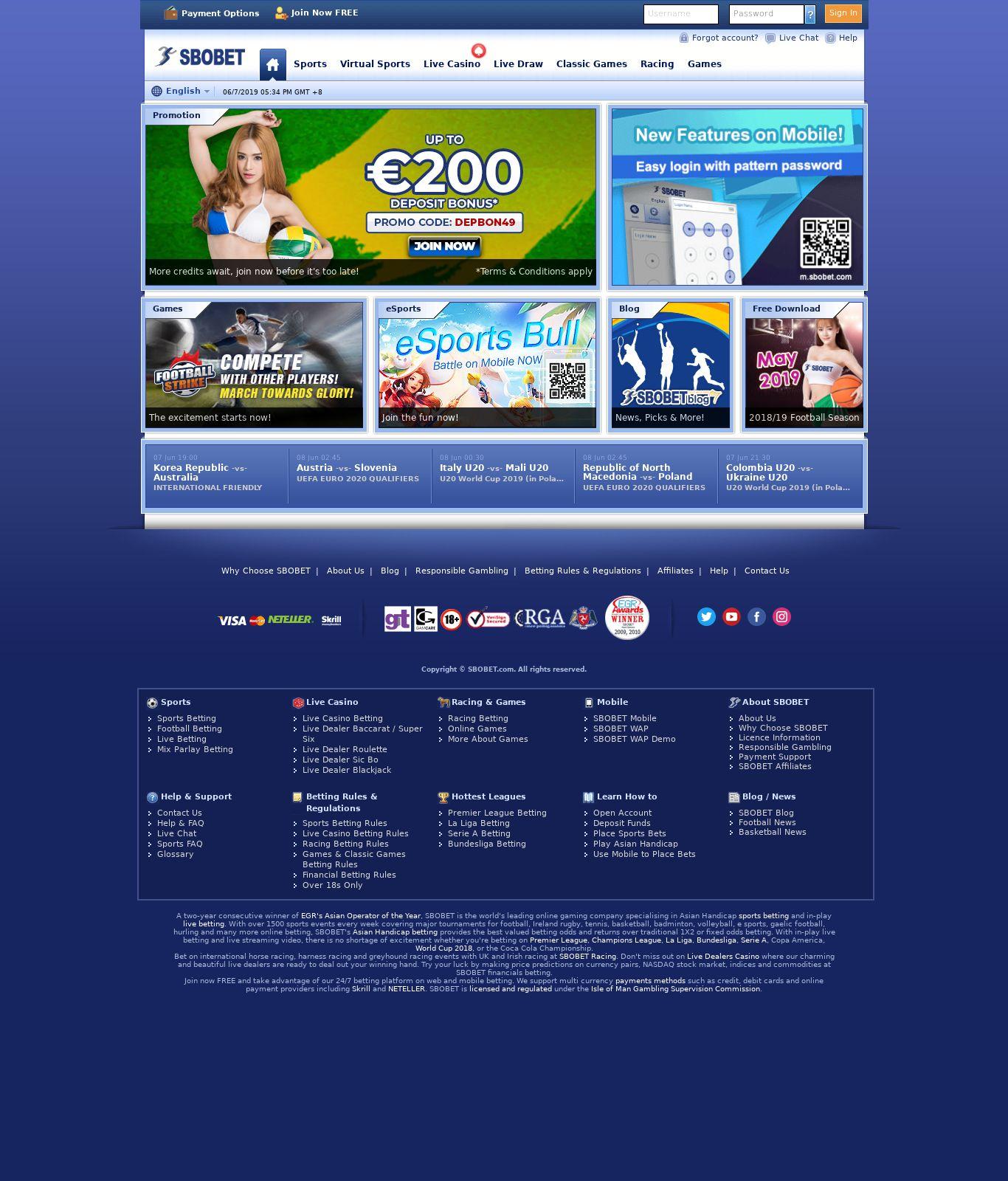 Sbo Bet Casino Review 2021 ᐈ Sbobet Casino Slot Games Sbobet Com Mobile App