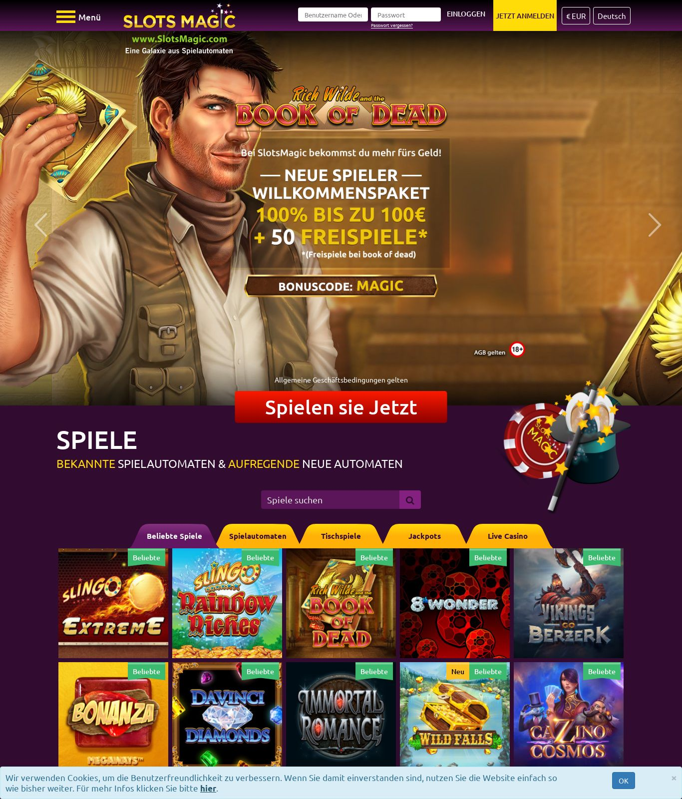 Bovada casino download