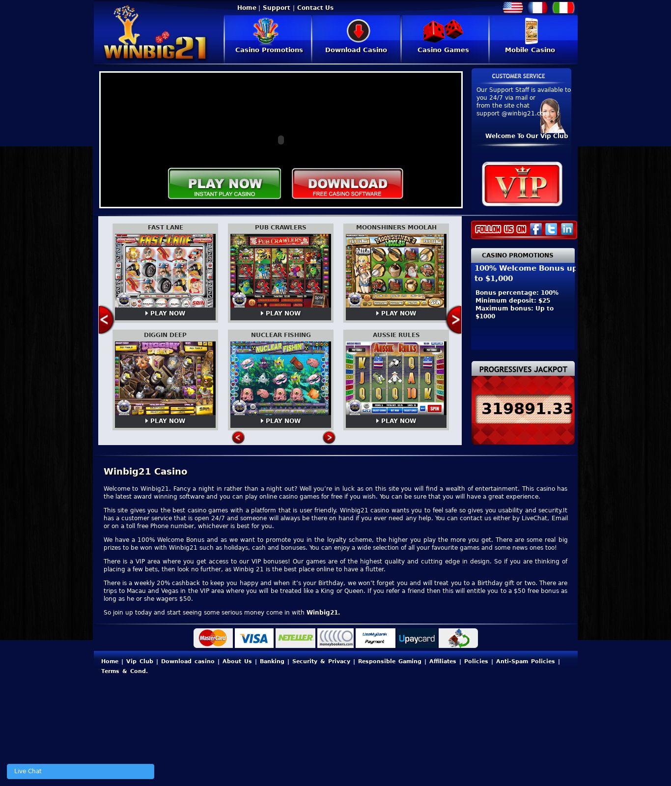 Winbig Casino